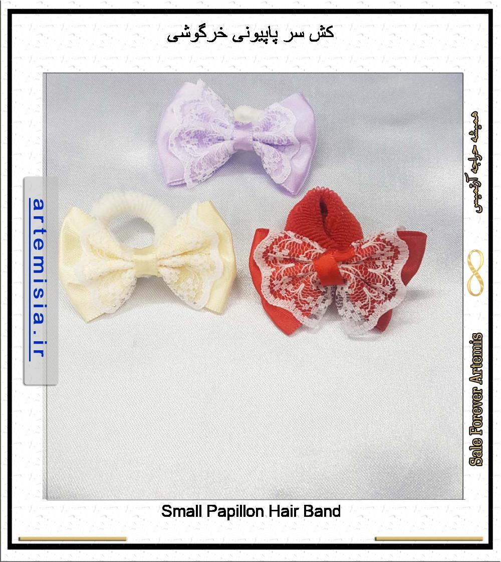 Small Papillon Hair Band