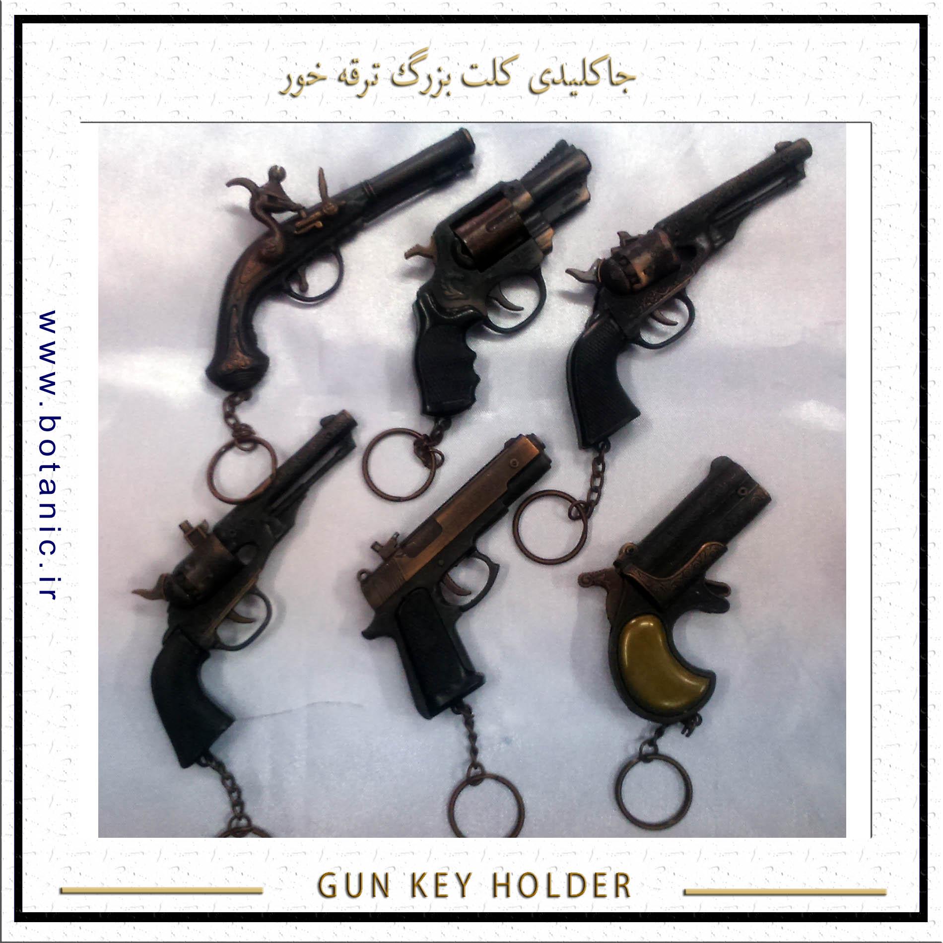 Gun Key Holder