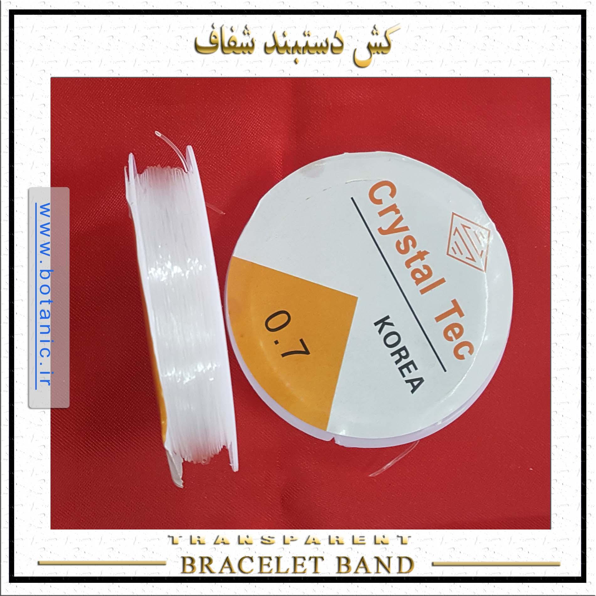 Transparent Bracelet Band